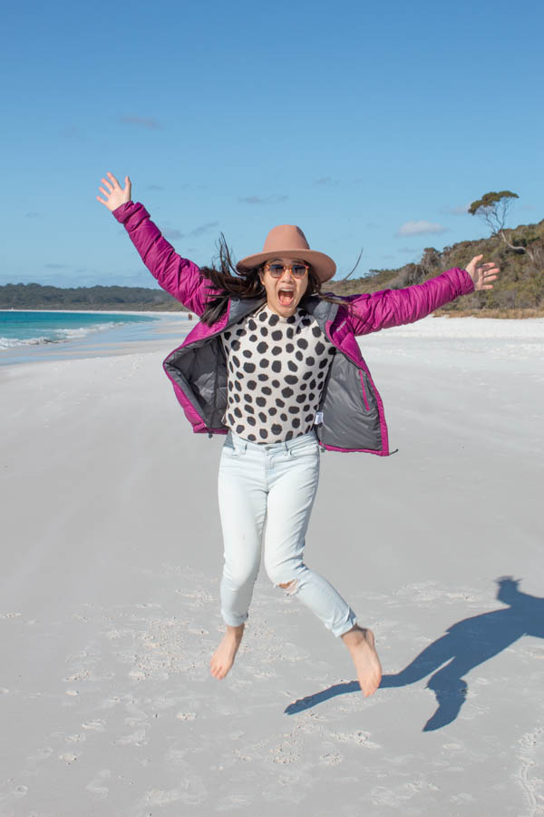 Things to do in Jervis Bay in Winter - Hyams Beach