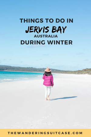 Things to do in Jervis Bay in Winter - PINTEREST