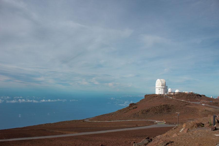 3 day Maui itinerary - haleakala summit