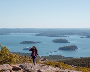 Acadia National Park feature image - cadillac mountain