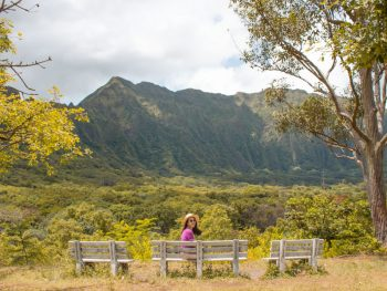 Initial thoughts Hawaii - Hoomaluhia Botanical Garden
