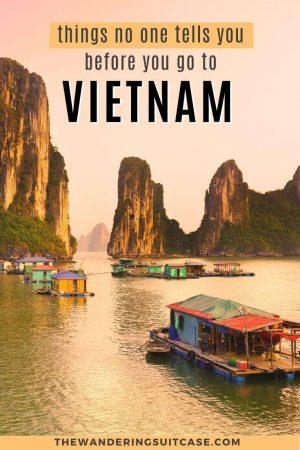 things no one tells you Vietnam