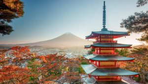 Bucket list experiences Japan