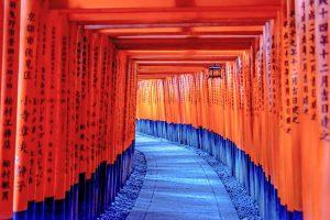 Bucket list experiences Japan- Fushimi Inari