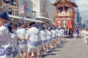 Bucket list experiences Japan- Gion Matsuri