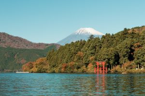 Bucket list experiences Japan- Hakone Mt Fuji