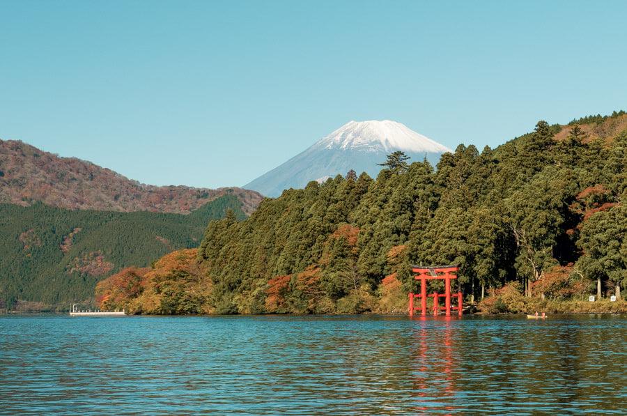 Bucket list experiences Japan- Hakone Mt Fuji