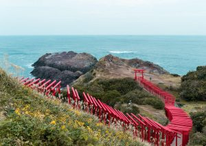 Bucket list experiences Japan- Motonosumi Inari Shrine