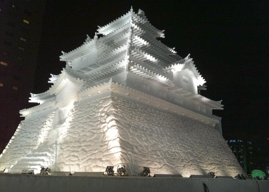 Bucket list experiences Japan- Sapporo Snow Festival