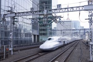 Bucket list experiences Japan- Shinkansen