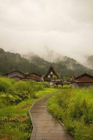 Bucket list experiences Japan- Shirakawago Summer