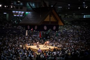 Bucket list experiences Japan- Sumo Wrestling