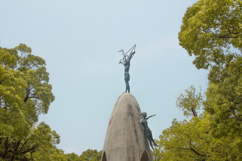 Bucket list experiences Japan- childrens monument