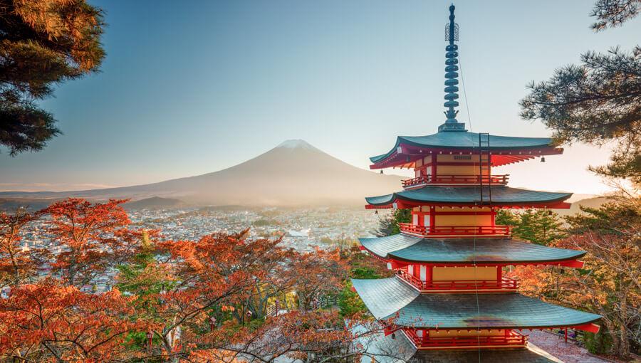 Bucket list experiences Japan
