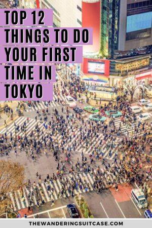 Bucket list experiences Tokyo - pinterest