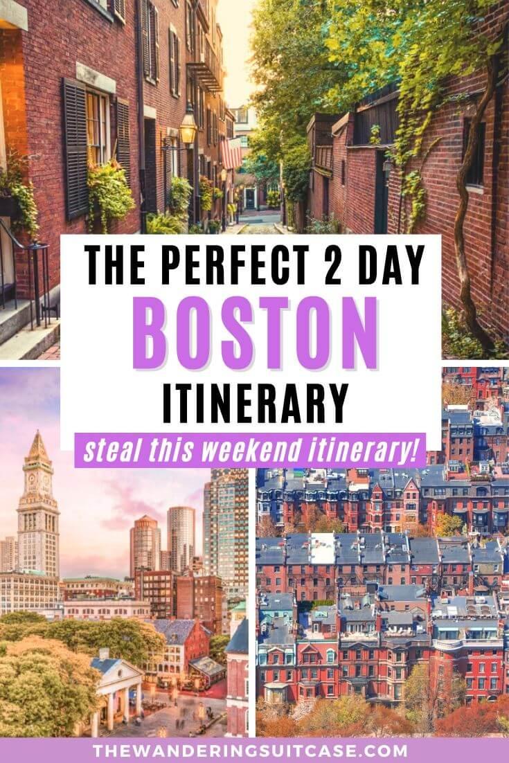 2 days in Boston