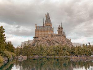 wizarding world harry potter osaka - hogwart's castle
