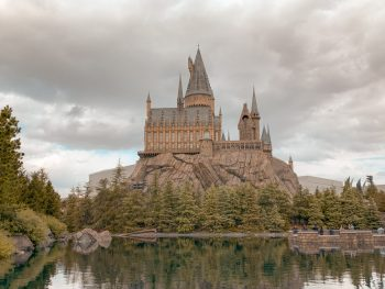 wizarding world harry potter osaka - hogwart's castle