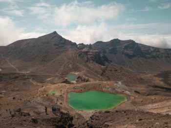 New Zealand North island itinerary - Tongariro
