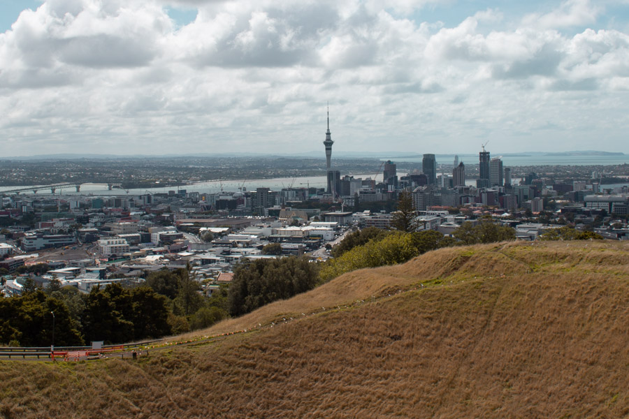 New Zealand North island itinerary - mt eden