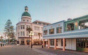 New Zealand North island itinerary - napier