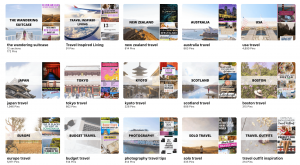 The Wandering Suitcase Pinterest Travel Boards