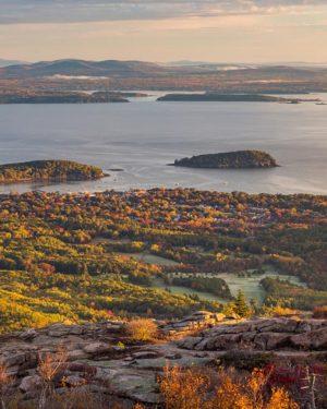 Acadia National Park during Fall