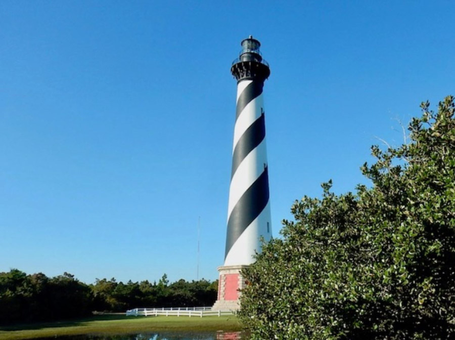 Outer Banks Cape Hatteras Lighthouse