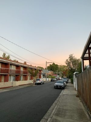 Neighbourhood Sunset